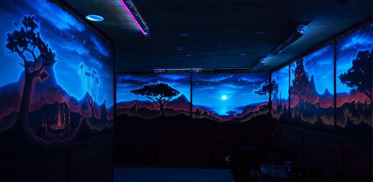 UV light source